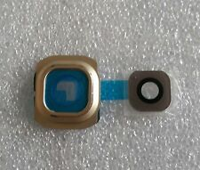 Lente cámara camera lens cristal marco de cobertura Samsung Galaxy s6 Edge g925f