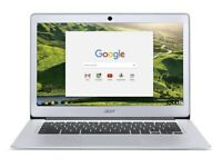 "NEW Acer Chromebook 14"" FHD Intel N3160 Quad Core 4GB RAM 32GB eMMC HDMI"