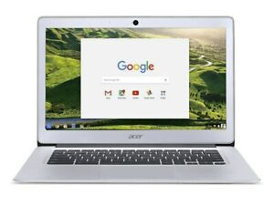 """NEW Acer Chromebook 14"""" FHD Intel N3160 Quad Core 4GB RAM 32GB eMMC HDMI"""