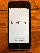 Apple iPhone 5c - 32GB - Blue (Sprint) A1456 (CDMA + GSM)