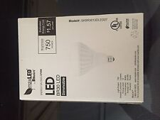 3 Bulbs Free Delivery MAXLITE BR30 Daylight 75W LED Light Bulb Dimmable
