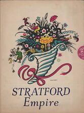 More details for stratford empire, london 1938, tom purvis cover, issy bonn, suze tarri   hl3.407