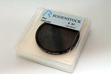 Rodenstock Polarizing Circular E 67mm Zirkular Polarisationsfilter - Polfilter