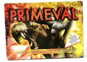 PRIMEVAL- FEROCIOUS FUTURE PREDATOR GAME BY TOY BROKERS 2006