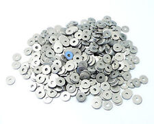 "50 x  POP RIVET WASHERS FOR 3/16"" RIVETS BACKING BACK UP WASHER RW8 NEW"