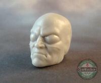 "ML115 Custom Cast sculpt Hydra head use with 6"" Marvel Legends Figures"