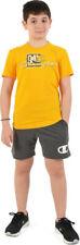 New listing Champion Kids Clothing Set TShirt Training Shorts Sports Fashion Boy Gym 30489