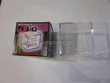 Pro Mold Baseball Display Cube Holder with Stand 5 Year UV Protection