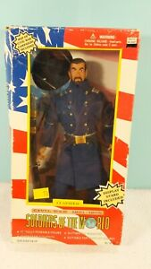 SOLDIERS OF THE WORLD CIVIL WAR 1861-1865 LT. GENERAL Factory Sealed