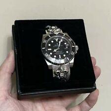 """Chrome Hearts   Watch Bracelet  """"Fleur de Lys"""""""