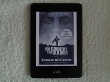 Amazon Kindle Paperwhite 2 e-book Reader Wi-Fi + 3G 6in with 1360 books