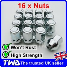16 x WHEEL NUTS FOR VW TYPE 2 T2 T3 T25 BAY (AFTER-MARKET ALLOYS) M14x1.5 [E40]