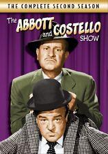 NEW - The Abbott and Costello Show: Season 2 (1953)
