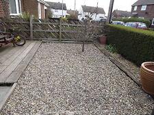 decorative gravel 20mm / stone / shingle 1 tonne(landscaping, driveways, borders