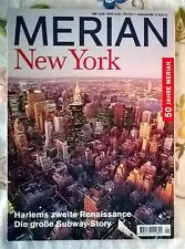 Merian New York - Januar 1998 - Magazin