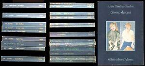 """Sellerio Lotto1: 24 volumi """"La MEMORIA"""", o numeri a scelta, a 5 euro/vol."""
