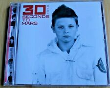 """THIRTY SECONDS TO MARS """"30 SECONDS TO MARS"""" 2002 DEBUT CD ALBUM JARED LETO"""