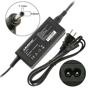 AC Adapter For Acer N15V2 Aspire One CloudBook AO1-431 A01-431 Laptop DC Charger