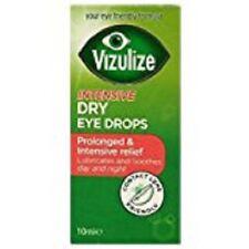 Vizulize Intensive Dry Eye Drops, 10 ml