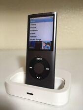 Apple iPod Nano 4th Generation 8gb Black (A1285) (Bad Clickwheel)