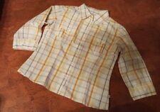 Hemdbluse**40**Tom Tailor* kariert +tailiert**Brusttaschen** als Blusenjacke*Neu