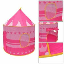 Playhouse Castle Play Tent Tunnel Outdoor Fairy House Playhut Kids' Gift Us