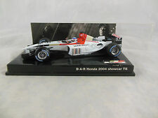 Rare Minichamps 2004 BAR Honda Showcar T Sato BAR Promotional Item Scale 1:43