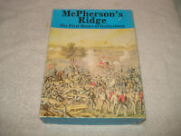 Vintage 1980 McPherson's The first hours of Gettysburg Bookshelf game unpunched