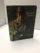 Adventures Of Sherlock Holmes A Conan Doyle 1965 Whitman Classics Illustrated