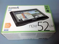 Garmin 52LM GPS System FREE LIFETIME MAPS (2017 maps updated ) w / accessories