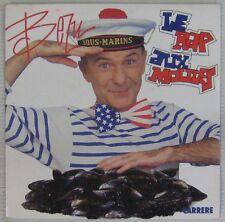Bézu 45 tours le rap aux moules 1991
