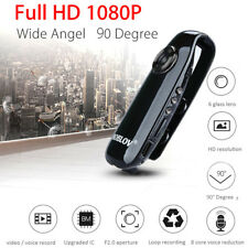1080P Full HD 12MP Sports Action Camera Video DVR Recorder 90 Degree Portable