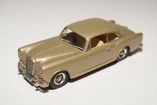 Q TOP MARQUES HE7 ALVIS TF21 TF 21 SALOON 1966 METALLIC GOLD MINT CONDITION RARE