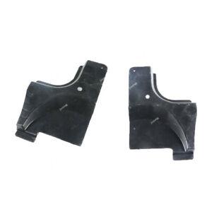 Pair Left +Right Floor Underbody Rails-Cover Fit VW VOLKSWAGEN CC 09-17 Passat