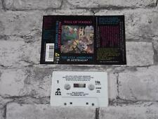 WALL OF VOODOO - The Ugly Americans / Cassette Album Tape / 3643