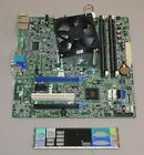 Dell Optiplex 790 MT HY9JP Motherboard CPU Combo i7-2600 Quad Core 8GB IO Shield