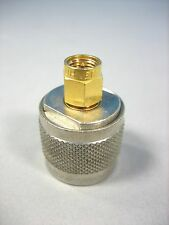 Suhner  SMA male to Type N Male