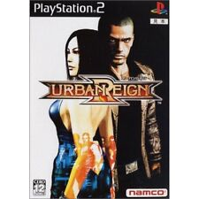 Used PS2 Urban Reign Japan Import