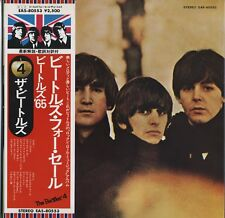 Beatles: Beatles For Sale Japan LP W/OBI