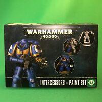 Warhammer 40.000 Intercessors + Paint Set #3.303