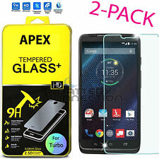 Premium Tempered Glass Screen Protector Film for Motorola Droid Turbo XT1254