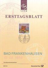 Ersttagsblätter-Briefmarken mit Geschichts-Motiv