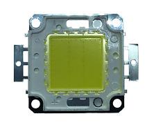 20 W Watt LED Chip kaltweiss, 2200 Lm,6000K,kw, COB,Fluter,Flutlicht, Aquarium