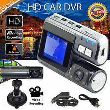 New 120° HD Car LED DVR Road Dash Video Camera Cam Recorder Camcorder LCD us