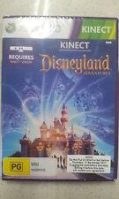 kinect disneyland adventures xbox 360 new