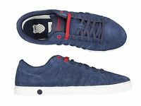 BRAND NEW MENS K-SWISS ADCOURT 72 NAVY SUEDE 03021413 TRAINERS SHOES ALL SIZES