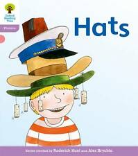 Oxford Reading Tree: Level 1+: Floppy's Phonics Fiction: Hats (Ort), Hepplewhite