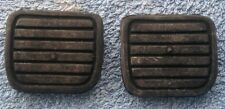 Holden Rodeo Frontera + Jackaroo 1 x Pedal Rubber Pad Brake Clutch manual each