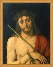 Ecce Homo Andrea Solari Jesus Dornenkrone Christus Leiden Religion B A1 00489