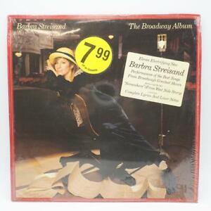 Vintage Barbra Streisand The Broadway Album Record Album Vinyl LP